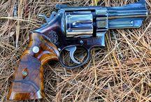Guns and Blades