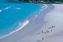 des plages......