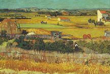 Van Gogh / by Macksi Warner