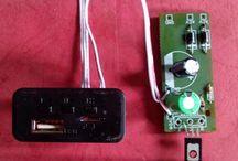 MP3 Usb / MicroSD Card Reader / Player
