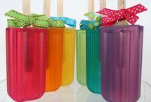Glycerine soap ideas