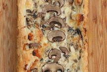 pizze , przekąski ostre