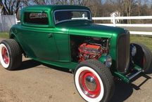 1932 Ford 3-Window Coupe - For Sale $42,500 o.b.o.