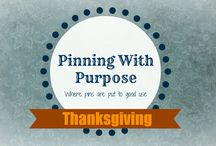 Thanksgiving (PWP) / Thanksgiving food, crafts, activities, decorations, and more.
