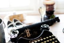 Vintage Typewriters  / by Denise Phillips