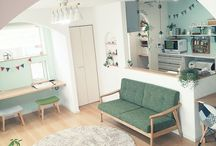 Living room|リビング