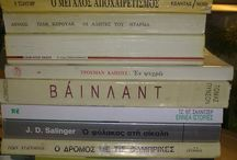 Books Worth Reading / Αγαπημένα βιβλία