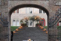your wedding in villa