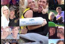 Wildlife Weddings / Weddings at Dade City's Wild Things Zoo