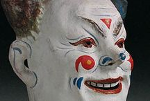 Scary clown shop