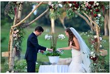 Wedding Ideas from a GUY?! / Wedding Ideas, wedding venues, golf course venues, wedding inspiration -- just because I know ladies out there are searching for it!