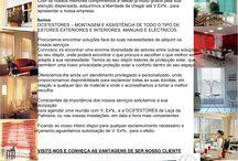 ESTORES EXTERIORES E INTERIORES / FOTOS DOS VARIOS TIPOS DE ESTORES DISPONIVEIS MANUAIS E ELECTRICOS