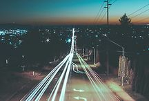 long exposure cityscapes