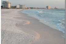 St. Pete waterfront / Beach, sunsets and downtown waterfront views!