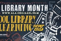 School Library Month 2015 - Ambassadors / by AASL
