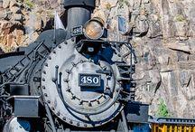 Trains 6 of 20 / No longer adding to 1 thru  13 / by Kathy Simon