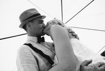 Hochzeitskuss / Hochzeitskuss