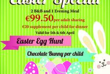 Easter @ The Green Isle Hotel / Enjoy a fab Easter break away!