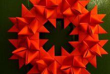 Weihnachtsbastelein