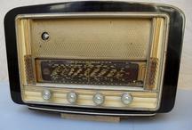 Poste de radio d'hier
