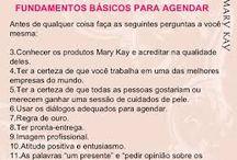 Mary Kay - Estudo e Dicas