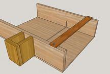 Projetos 3D / Projetos em 3D Sketchup feitos na minha oficina