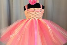 Baby girls tutu dresses and party dresses