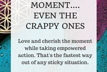 Inspiration | Living / Quotes, inspiration and motivation for SOULFUL living from personal empowerment and transformation expert Anita Sig. Join the private Facebook group 'The Soulful Tribe' for more http://bit.ly/SoulfulTribe