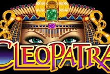 Cleopatra Slots Online / We simply love to play Cleopatra slots online! We are not part of or related to the software developer, IGT (International Gaming Technology), in any way. Cleopatra slot player enthusiasts from around the world can play their favorite Cleopatra and Egyptian themed slot games at our trusted online casino partners. / by Free Slot Money