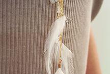 Bijoux bohème / Bijoux bohèmes : bracelets ethniques, bijou de pied, couleurs, plumes, ambiance bobo du cou jusqu'aux chevilles !