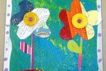 4th Grade Projects / Fourth grade Art lesson ideas.