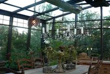 Inside Out / Enjoy the beauty of the outdoors year round with your home solarium, greenhouse or pool enclosure.