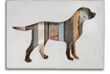 dog walking images