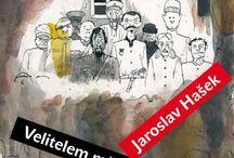 illustrations 4 / Jaroslav Hašek,Velitelem města Bugulmy,nakl.Karolínum