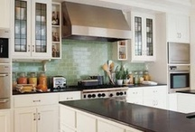 Kitchen Touch Ups / by Brooke Smith