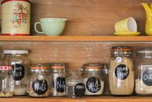 Kitchen / Decorations , organizing