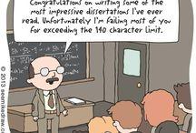 Social Science Jokes & Fun