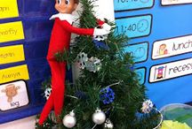 Elf on the shelf / by Erin Michelle