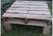 Pallet DIY... Doing it!