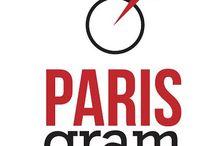 Parisgram / Independent guide to Paris - Niezależny przewodnik po Paryżu  www.parisgram.fr
