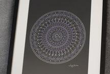 Mandala by Lady Binka