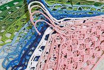 crochet coathangers