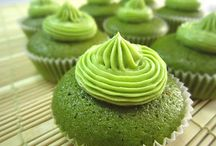FOOD - Matcha!! / Match Tea is so delicious, and used in so many unique ways!