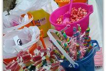 candy pails
