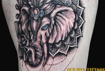 worked old man tattoo / #best tattoos shop in Phuket# Phuket Tattoo News# tattoo in phuket#tattoo shop phuket# tattoos shop in Phuket# the best tattoo shop#Japaneses oriental style tattoo
