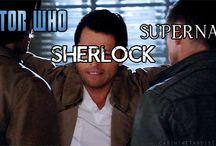 Superwholock / Supernatural/doctor who/Sherlock