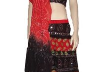 Lehenga Choli / Lehenga Choli are the best and most worn classical Traditional Outfit for women in India.