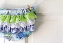 sewing ideas / by Deanna Dawson Smith