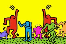 Keith Haring / by Kim Bussard