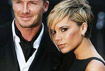 Victoria Beckham - hairstyles